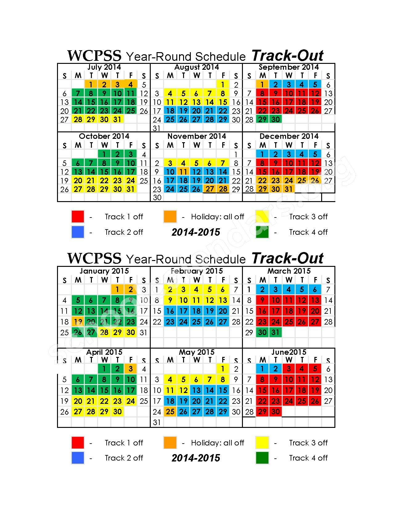 year round calendar 2014 2015 modified calendar 2014 2015 wechs vernon ...