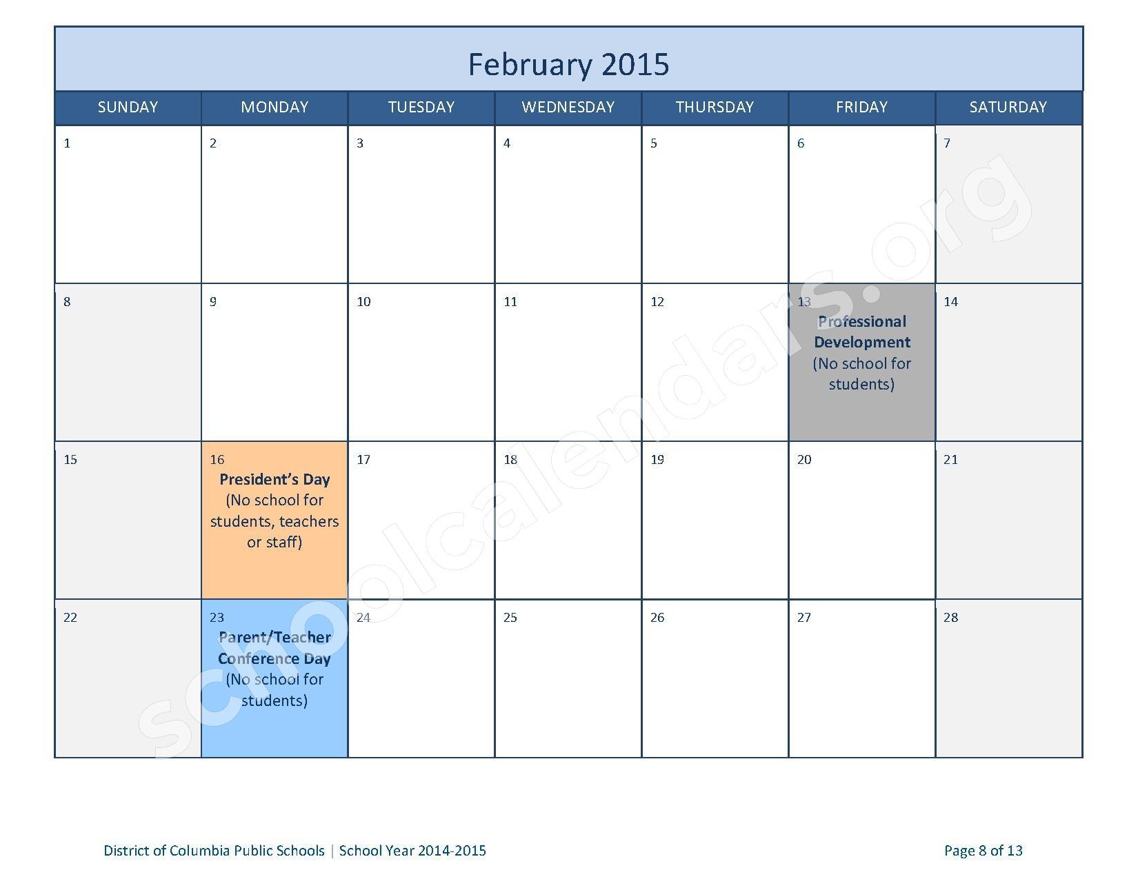 Calendar Website Template : Calendar month academic new template site