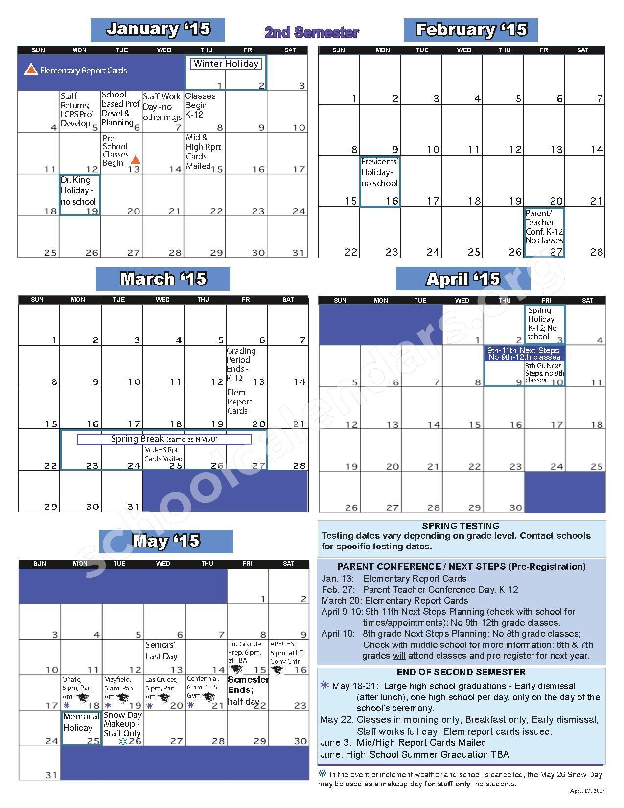 Blank 2013 2014 Calendar/page/2 | Calendar Template 2016