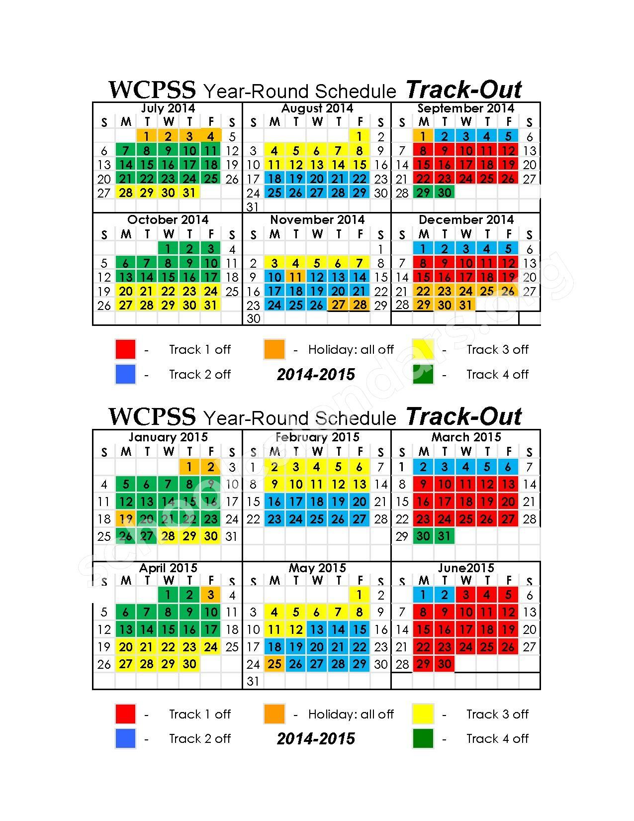 Year Calendar Look : Example calendar for year round school takvim kalender hd