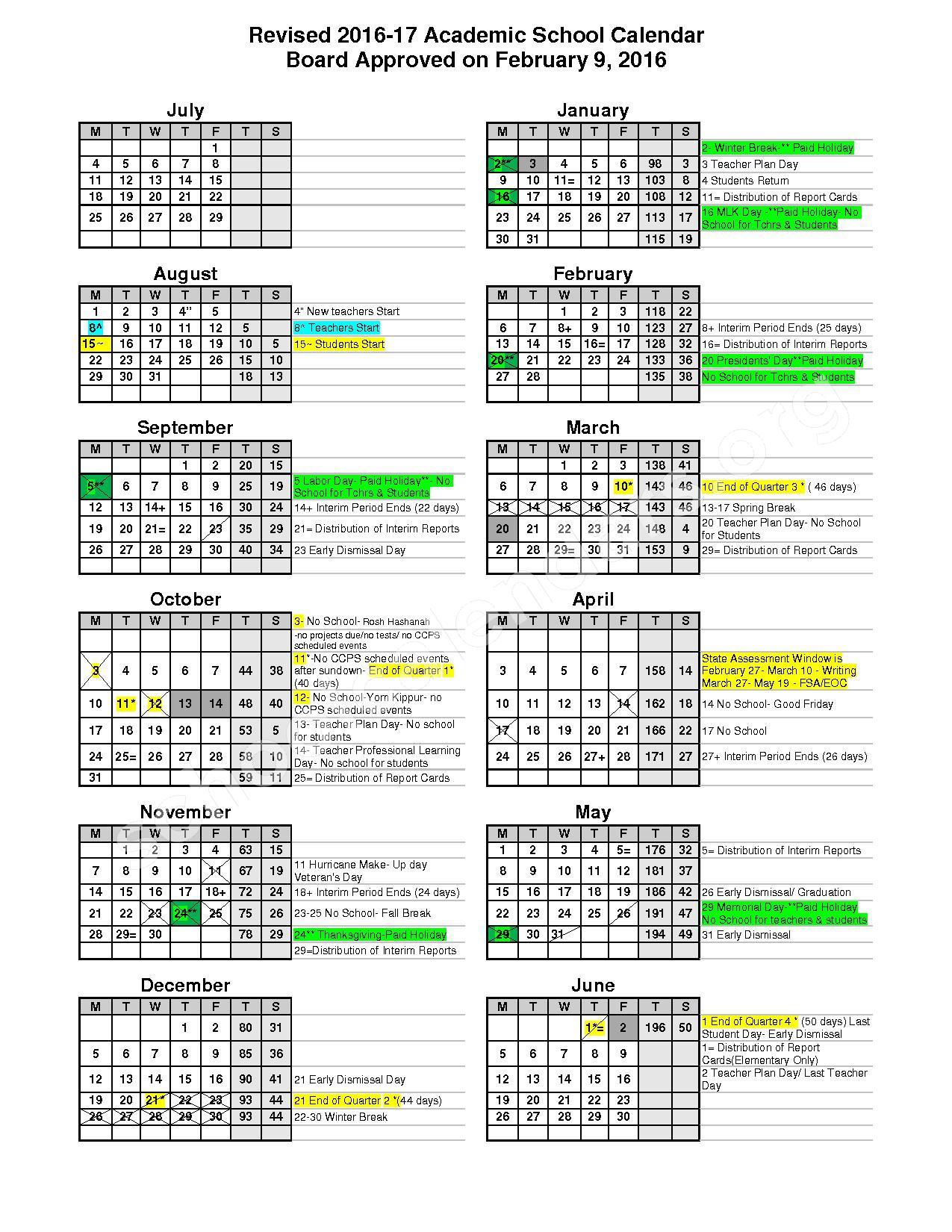 Ccps Calendar 2022 23.C O L L I E R C O U N T Y P U B L I C S C H O O L S C A L E N D A R Zonealarm Results