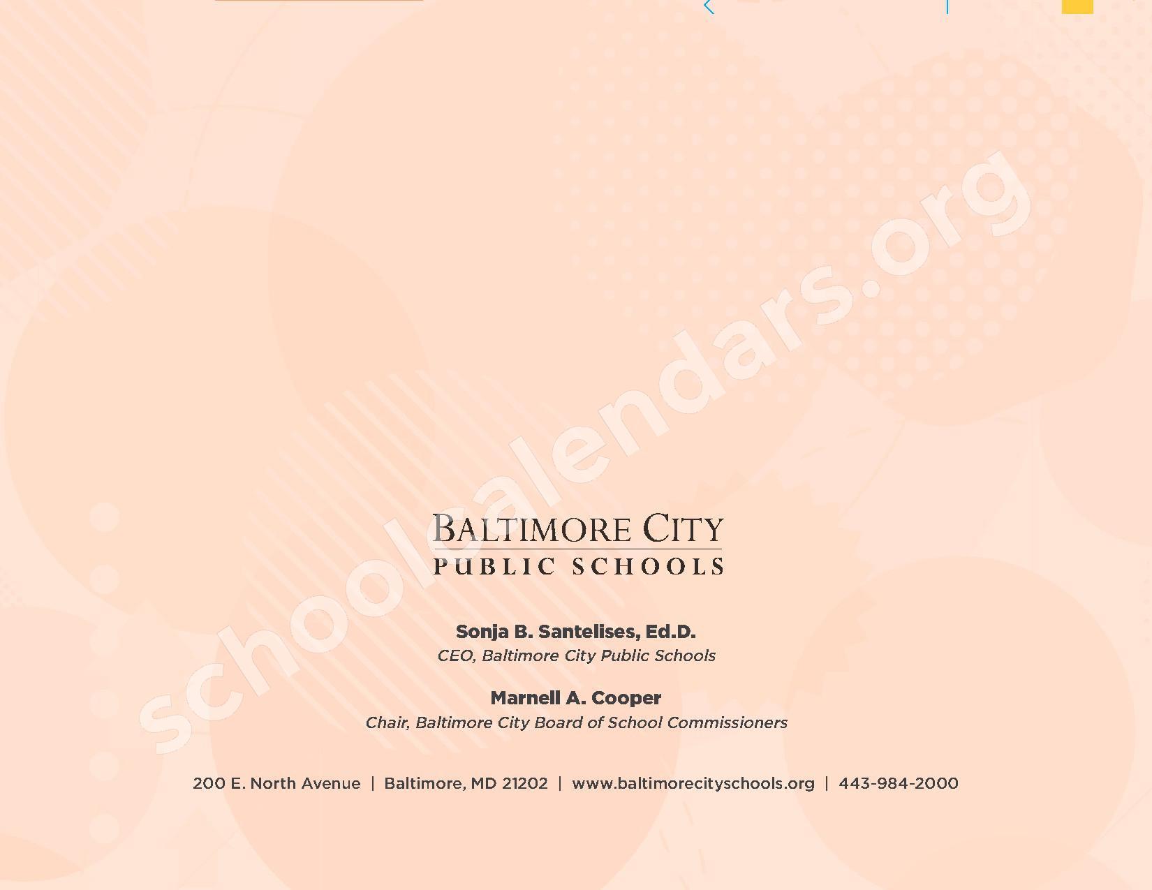 2016 - 2017 School Calendar – George W.F. McMechen – page 16