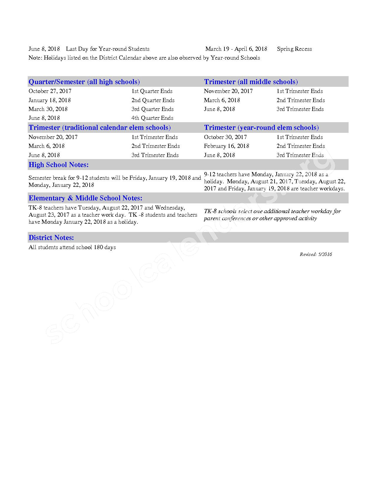 irvine school district calendar 12 Quick Tips For Irvine