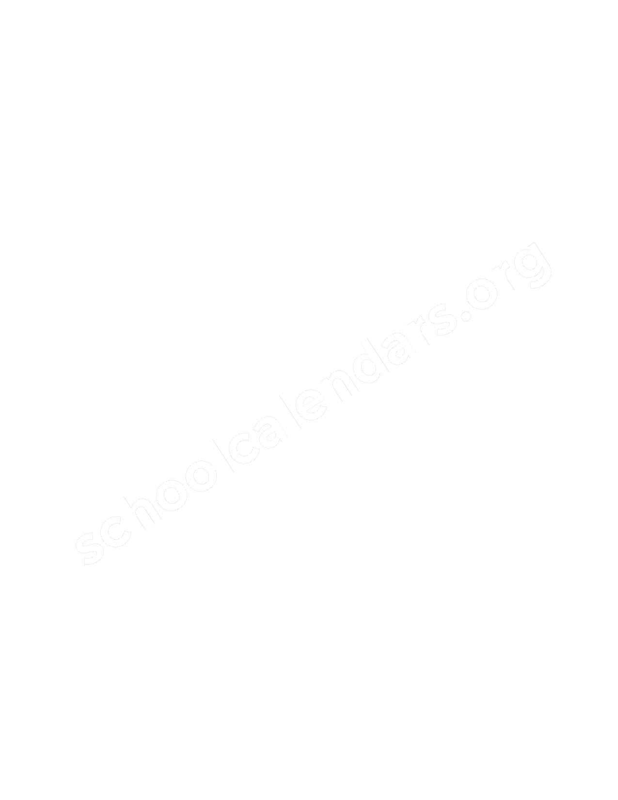 2017 - 2018 School Calendar – Glanton-Hindsman Elementary School – page 2