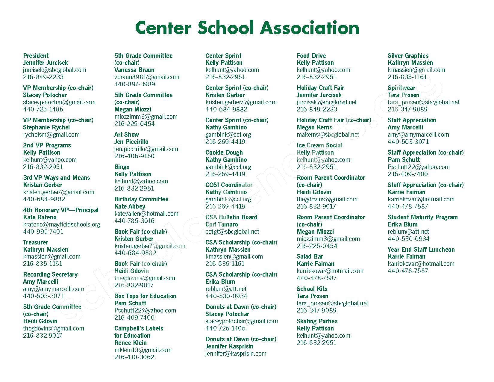 2016 - 2017 Mayfield Activities Calendar – Mayfield City Schools – page 32