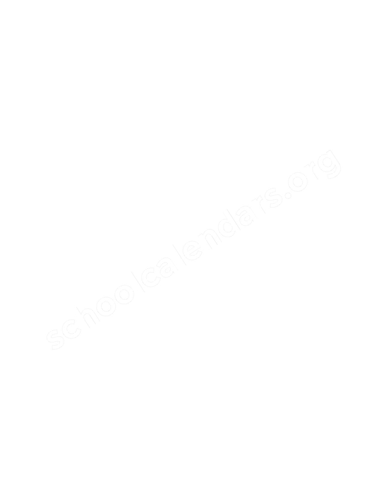 2018 - 2019 School Calendar – West Milford Township Public Schools – page 2