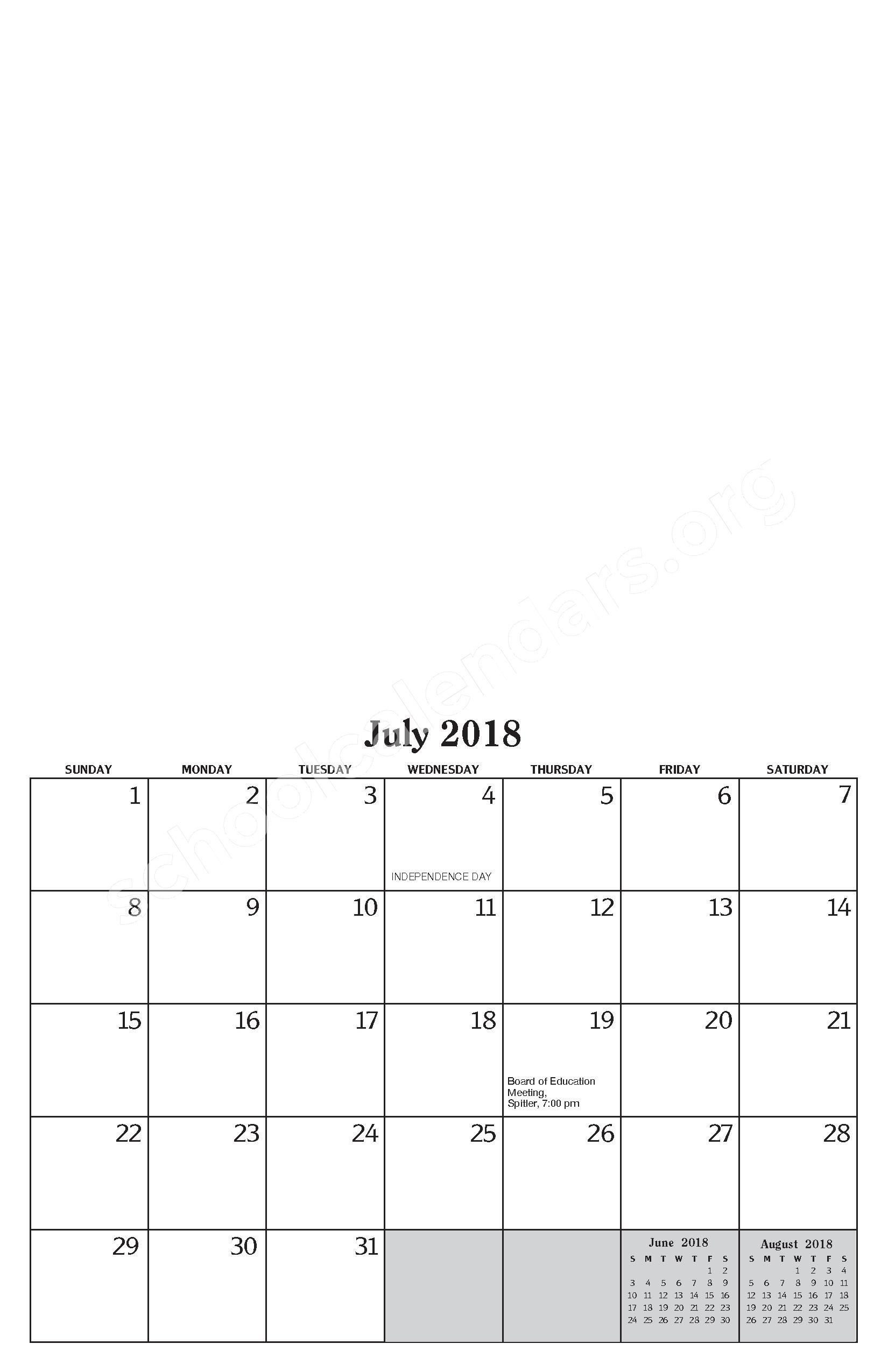 Annual Report & Calendar – Public Schools of Petoskey – page 25