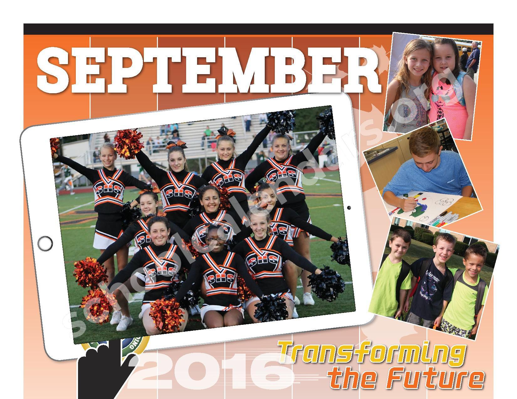2016 - 2017  District Calendar – Schuylerville Central School District – page 2