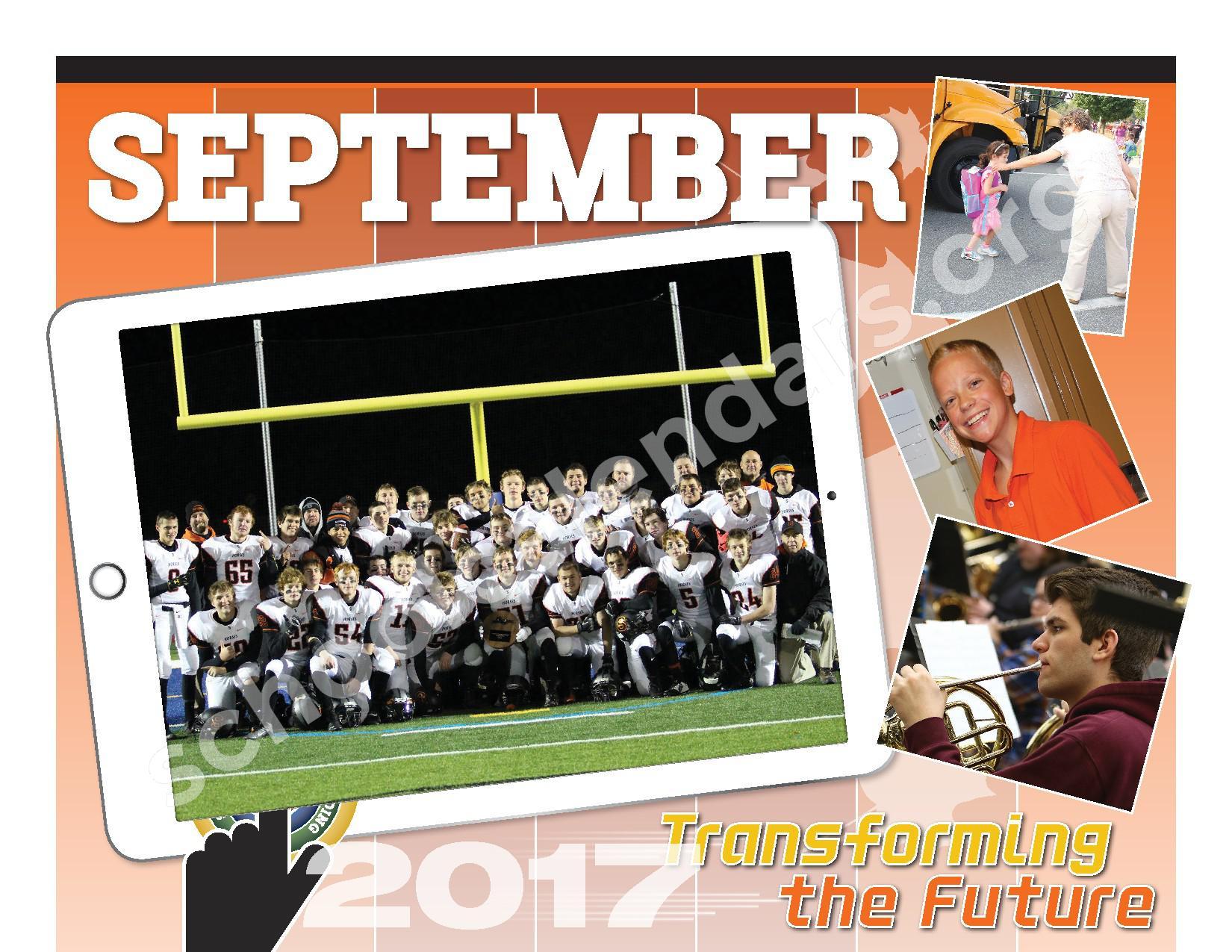 2016 - 2017  District Calendar – Schuylerville Central School District – page 26