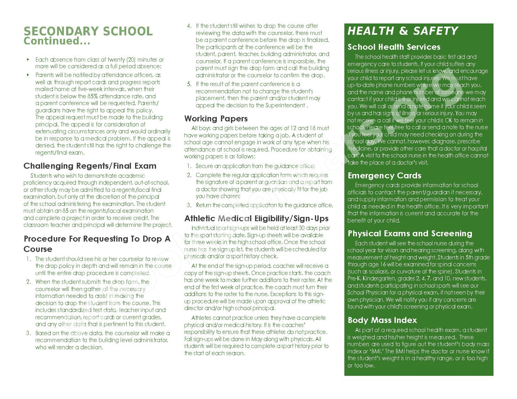 2016 - 2017 School Calendar – Salmon River Central School District – page 35
