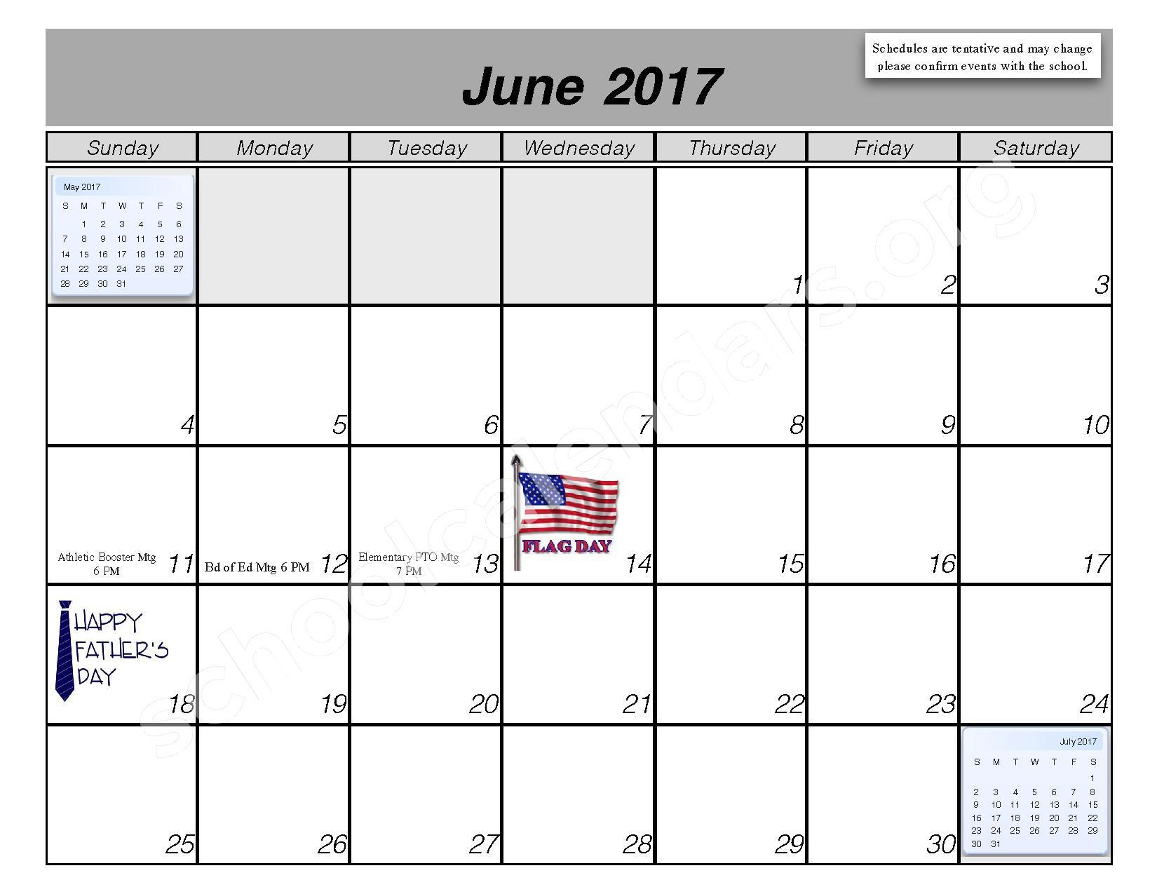 2016 - 2017 School Calendar – Centerburg Local Schools – page 11