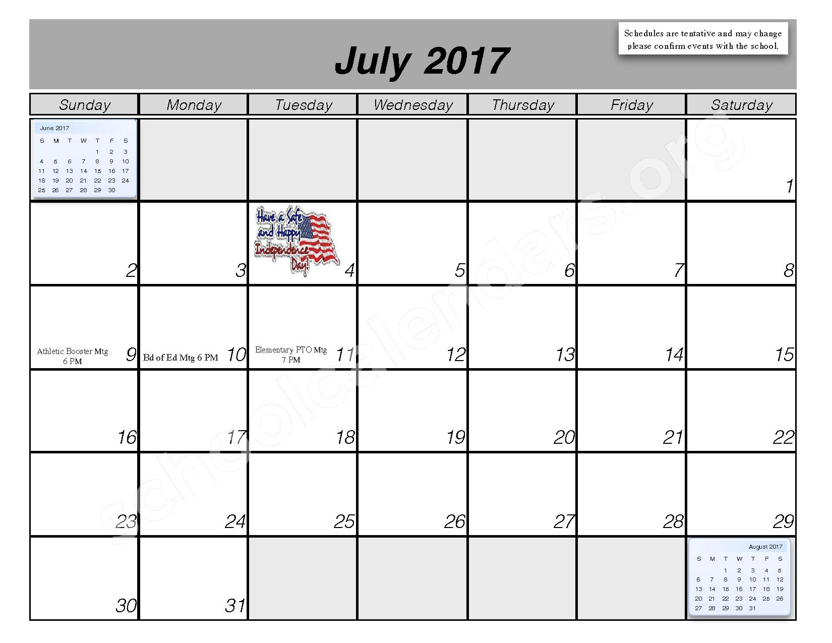 2016 - 2017 School Calendar – Centerburg Local Schools – page 12