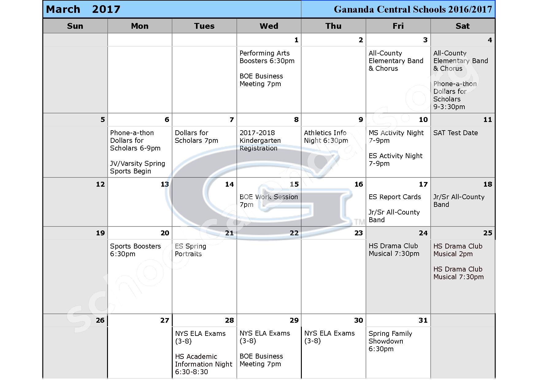 2016 - 2017 School Calendar – Ruben A Cirillo High School – page 8