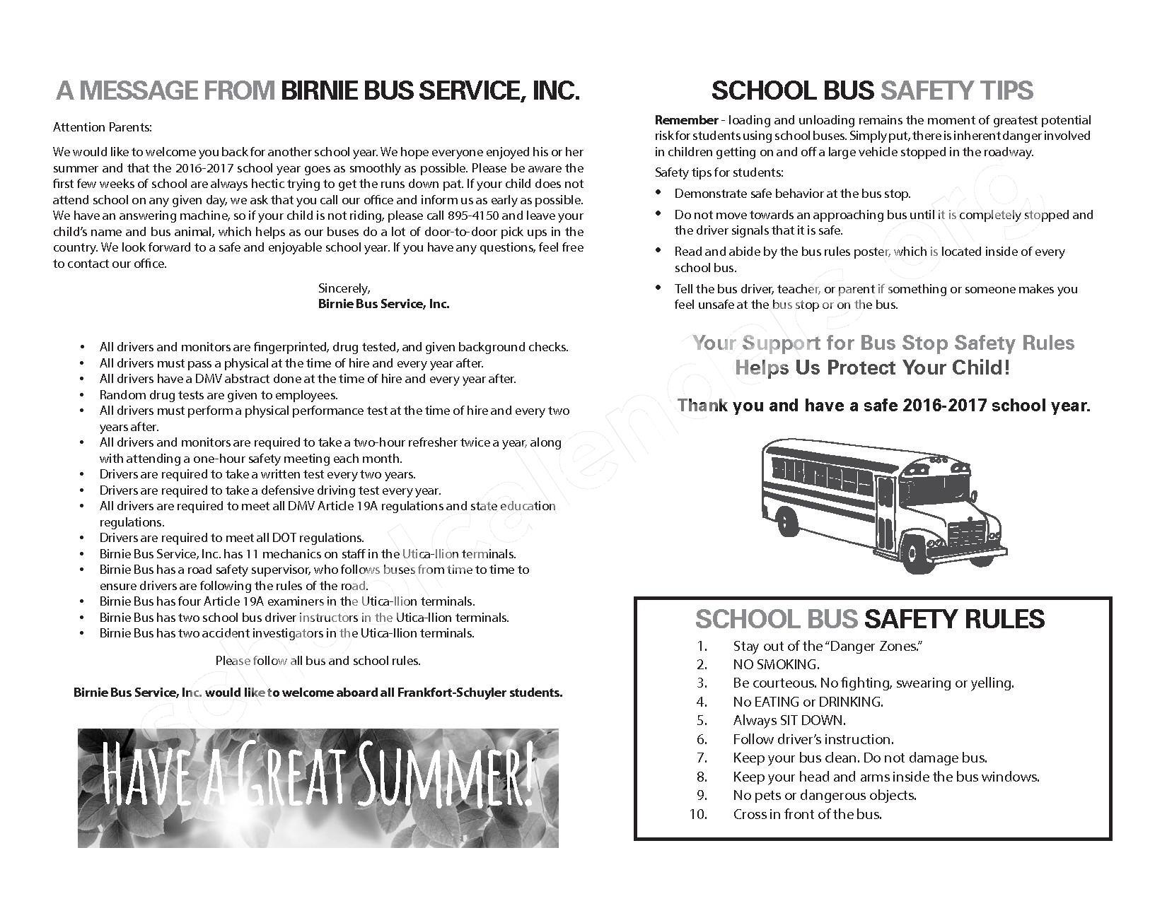 2016 - 2017 School Calendar – West Canada Valley Central School District – page 22