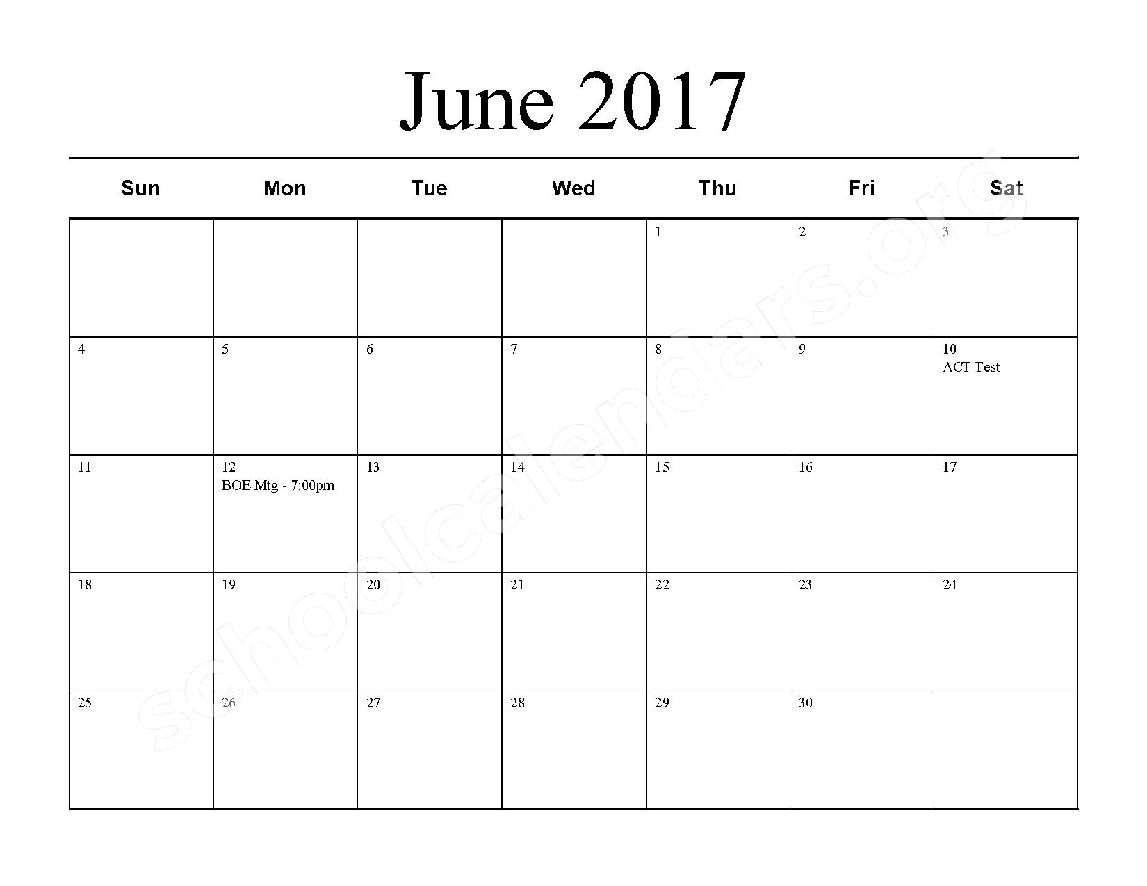 2016 - 2017 School Calendar – Barnes Unified School District 223 – page 11