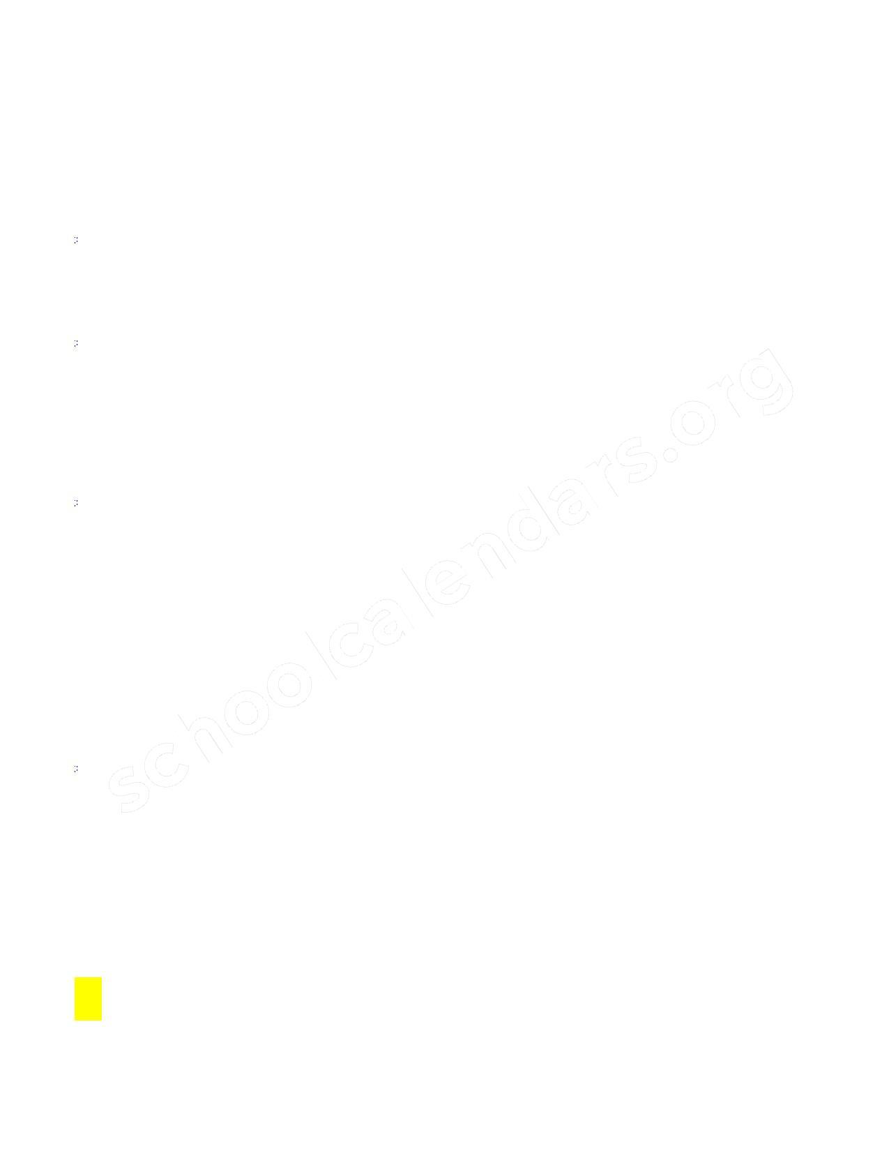 GRIC-Master Calendar – Blackwater Community School – page 2